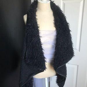 Love Tree - Large Faux Fur Vest